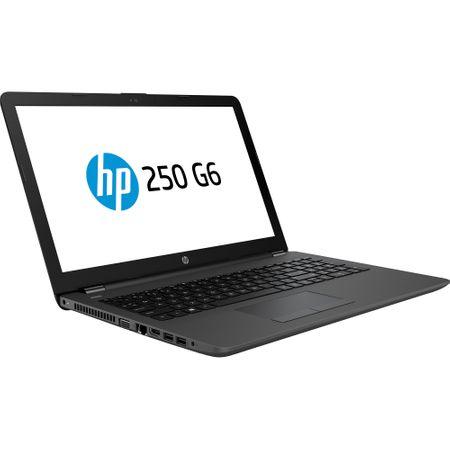 "Laptop HP 250 G6 1WY61EA cu procesor Intel® Core™ i5-7200U 2.50 GHz, Kaby Lake, 15.6"", 4GB, 500GB, Intel HD Graphics, DVD-RW, Free DOS, Dark Ash Silver"