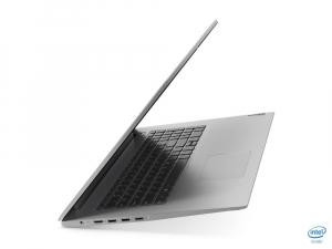 "Laptop Lenovo Ideapad 3 17IML05 cu procesor Intel Core i5-10210U pana 1.6GHz GHz, 17,3"", HD, 8GB, 512GB SSD, Intel UHD Graphics, Windows 10 Home, Platinium-Silver, 81WC000CMH2"