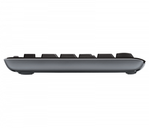 Kit Logitech Wireless Desktop MK270, USB 2.0, Negru, 920-0045082