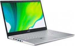 Laptop Acer Aspire 5 A514-54 Intel Core (11th Gen) i3-1115G4 256GB SSD 8GB FullHD Win10 Pro, Silver, NX.A28EX.004 [1]
