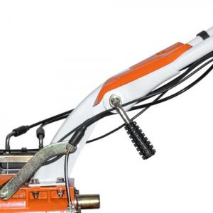 Motosapatoare RURIS 732ACC + roti cauciuc 5.00-8+rarita+plug+adaptor+dispozitiv scos cartofi+roti metalice 400 fara manicot+cultivator, 7322021acc6
