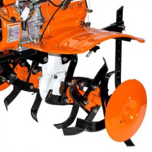 Motosapatoare RURIS 732ACC + roti cauciuc 5.00-8+rarita+plug+adaptor+dispozitiv scos cartofi+roti metalice 400 fara manicot+cultivator, 7322021acc3