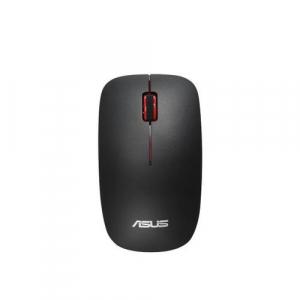 Mouse wireless Asus WT300, Negru/Rosu0