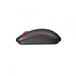 Mouse wireless Asus WT300, Negru/Rosu1