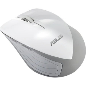 Mouse optic ASUS WT465, Wireless, USB, Alb1