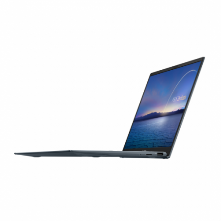 Ultrabook ASUS ZenBook 14 UX425EA-BM013T Intel Core (11th Gen) i5-1135G7 512GB SSD 8GB Intel Iris Xe FullHD Win10 Tast. ilum. Pine Grey2
