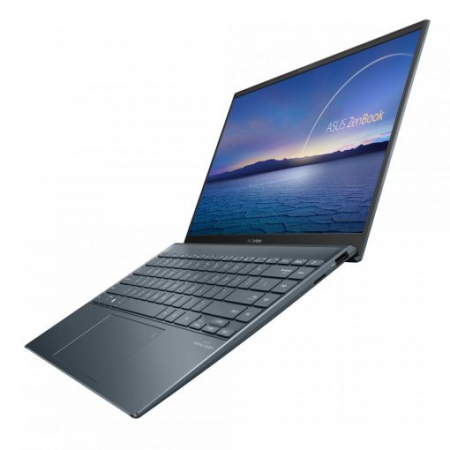 Ultrabook ASUS ZenBook 14 UX425EA-BM013T Intel Core (11th Gen) i5-1135G7 512GB SSD 8GB Intel Iris Xe FullHD Win10 Tast. ilum. Pine Grey3
