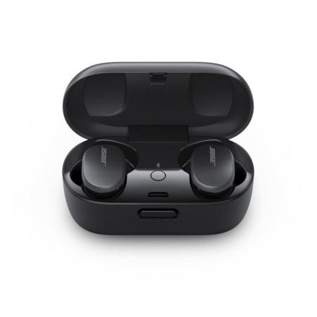 Casti In Ear true wireless cu anularea zgomotului Bose Quiet Comfort Earbuds Black [2]