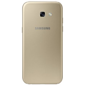 Resigilat-Telefon mobil Samsung Galaxy A5 (2017), 32GB, 4G, Gold (SM-A520FZDAROM)
