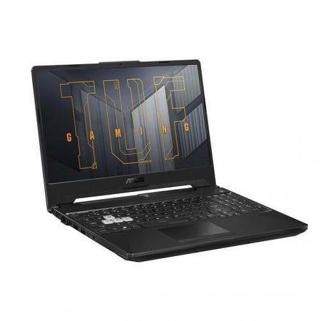 "Laptop Asus TUF Gaming F15 FX506HCB-HN1138, Intel Core i5-11400H, 15.6"", 8GB, SSD 512GB, nVidia GeForce GTX 1650 4GB, NoOS, Gray [2]"