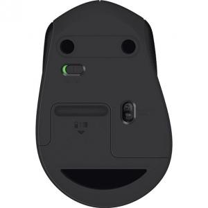 Mouse Logitech M330 Silent Plus, Wireless, Black3