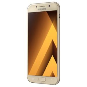 Resigilat-Telefon mobil Samsung Galaxy A5 (2017), 32GB, 4G, Gold (SM-A520FZDAROM)5