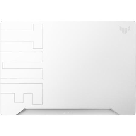 "Laptop Gaming ASUS TUF Dash F15 FX516PM-HN026 cu procesor Intel® Core™ i7-11370H, 15.6"", Full HD, 144Hz, 16GB, 1TB SSD, NVIDIA® GeForce RTX™ 3060 6GB, No OS, Moonlight White [16]"