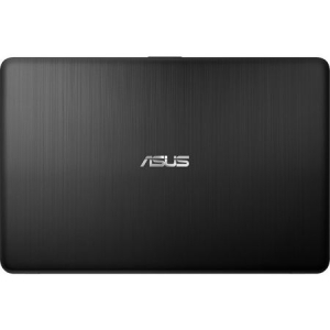 "Laptop ASUS VivoBook 15 X540MA-GO550 cu procesor Intel® Celeron® N4000 pana la 2.60 GHz, 15.6"", 4GB, 256GB SSD, Intel® UHD Graphics 600, Endless OS, Chocolate Black, No ODD2"
