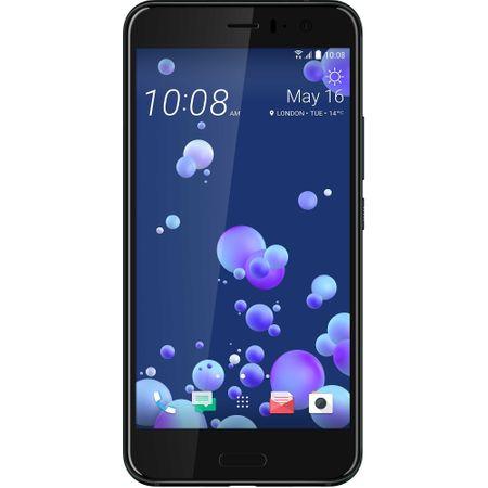 Telefon mobil HTC U 11, Dual SIM, 64GB, 4G, Brilliant Black0