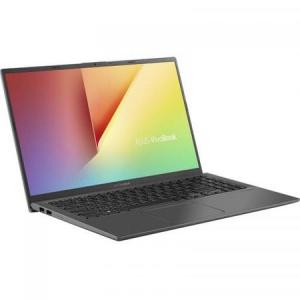"Laptop ASUS VivoBook 15 X512FA-EJ1018, 15.6"" FHD, Intel Core i5-8265U (6M Cache, up to 3.90 GHz), Intel UHD Graphics 620, 8GB DDR4, SSD 512GB M.2 NVME, NO ODD, Slate Gray, FARA OS1"