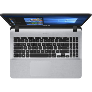 "Laptop ASUS X507UA-EJ782R cu procesor Intel® Core™ i5-8250U pana la 3.40 GHz, Kaby Lake R, 15.6"", Full HD, 8GB, 256GB SSD, Intel® UHD Graphics 620, Microsoft Windows 10 Pro, Grey1"