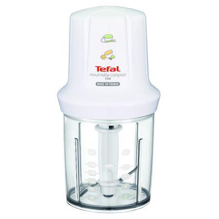 Tocator Tefal Moulinette Compact MB300138, 270 W, 0.25 l, Alb