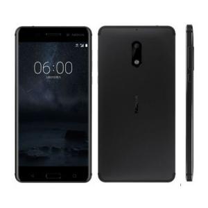 ResigilatTelefon Mobil Nokia 6, Dual Sim, 32 GB, Black (6438409004598)2