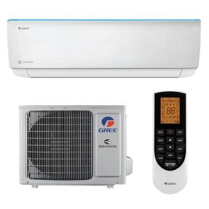 Aparat de aer conditionat, Gree Bora A4 Silver GWH18AAD-K6DNA4B 18000 BTU, Clasa A++, G10 Inverter, Buton Turbo, Auto-diagnoza, Wi-FI, Display1