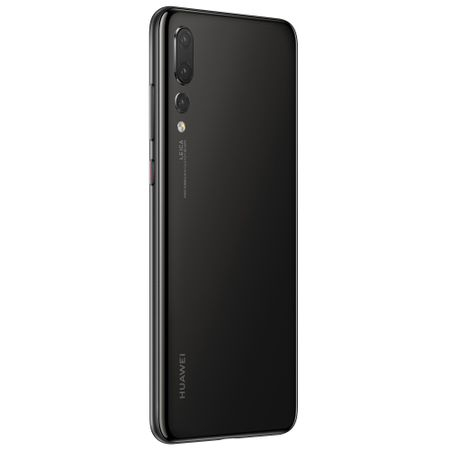 Telefon mobil Huawei P20 Pro, Dual SIM, 128GB, 6GB RAM, 4G, Black3