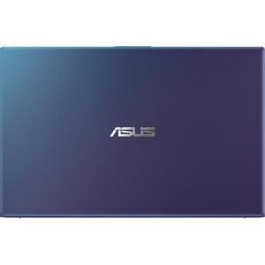 "Laptop ASUS X512FA-EJ991 cu procesor Intel® Core™ i3-8145U pana la 3.9 GHz, 15.6"", Full HD, 4GB, 256GB SSD M.2, Intel UHD Graphics 620, Free DOS, PEACOCK BLUE10"
