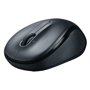 Mouse Logitech M325 Wireless, 1000 dpi, Negru/Gri1