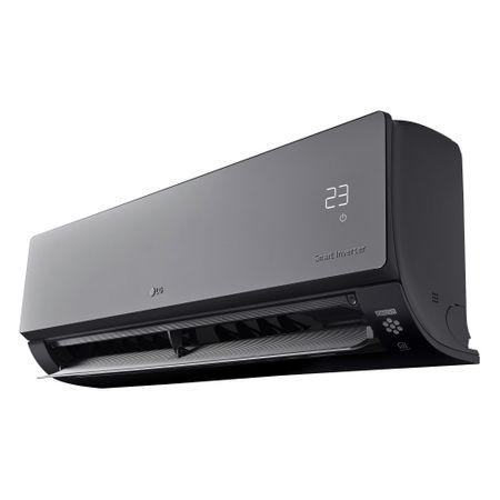 Aparat de aer conditionat LG Artcool 9000 BTU, Clasa A++, Functie incalzire, Control prin internet, Plasmaster Ionizer Plus, Filtru antibacterian, Controlul energiei active, AM09BP2