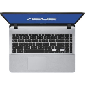 """Laptop ASUS X509FA-EJ078 cu procesor Intel® Core™ i5-8265U pana la 3.9 GHz, 15.6"""", Full HD, 8GB, 512 GB SSD M.2, fara unitate DVD, fara port retea RJ-45, Intel UHD Graphics 620, Endless OS, culoare Gr3"""
