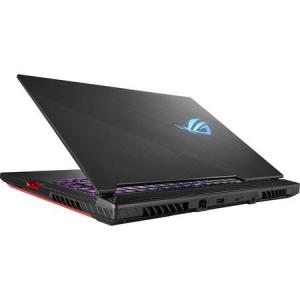 "Laptop Gaming ASUS ROG Strix G731GU-EV005 cu procesor Intel® Core™ i7-9750H pana la 4.50 GHz, Coffee Lake, 17.3"", Full HD, IPS, 144Hz, 3ms, 8GB, 512GB SSD, NVIDIA GeForce GTX 1660Ti 6GB, Free DOS, Bla1"