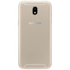 Resigilat-Telefon mobil Samsung Galaxy J5 (2017), Dual Sim, 16GB, 4G, Gold (SM-J530FZDDROM)