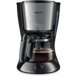 Cafetiera Philips HD7435/20, 700W, 0.6 l, Negru0