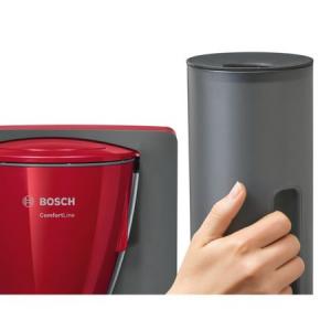 Cafetiera Bosch TKA6A044, 1.2 l, selector aroma, anti-picurare, oprire automata, program decalcifiere, Rosu3