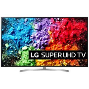 Televizor Super UHD Smart LG, 190 cm, 75SK8100PLA, 4K Ultra HD