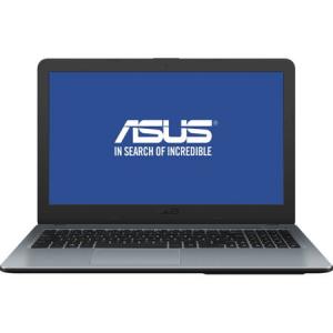 "Laptop ASUS X540MA-GO358 cu procesor Intel® Celeron® N4000 pana la 2.6 GHz, 15.6"", Full HD, 4GB, 500GB HDD, Intel UHD Graphics 600, Endless OS, Silver Gradient (X540MA-GO358)0"