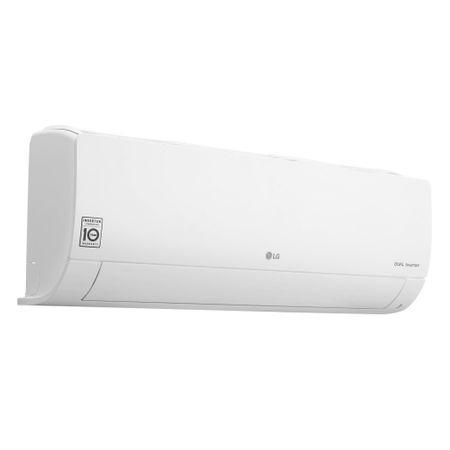 Aparat de aer conditionat LG Standard 9000 BTU, Clasa A++, Functie incalzire, 10 ani garantie compresor, Filtru protectie Dual, Controlul energiei active, S09EQ Dual Inverter, R322