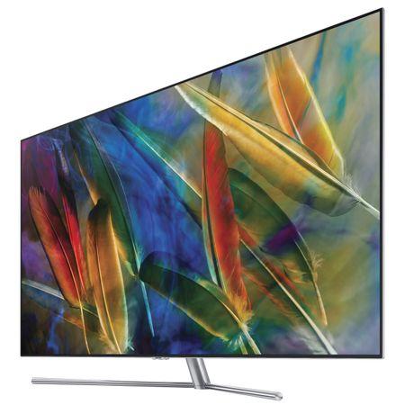 Televizor QLED Smart Samsung, 189 cm, 75Q7F, 4K Ultra HD (QE75Q7FAM)6