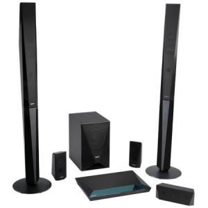 Resigilat-Sistem Home Cinema 5.1 cu Blu-ray 3D Sony BDVE4100