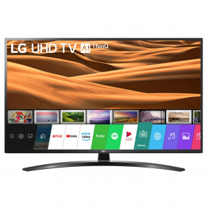 Televizor LED Smart LG, 108 cm, 43UM7450PLA, 4K Ultra HD1