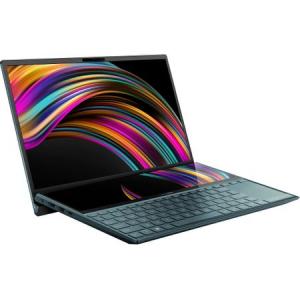 Laptop Asus ZenBook Duo UX481FA-BM010T, Intel® Core™ I5-10210U, 8GB DDR4, SSD 512GB, Intel® UHD Graphics, Windows 10 Home4