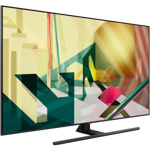 Televizor Samsung 75Q70T, 189 cm, Smart, 4K Ultra HD, QLED, Clasa A2