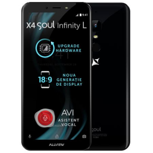 Telefon mobil Allview X4 Soul Infinity L, Dual SIM, 16GB, 4G, Night Sky (X4SOUL INFnsL)4