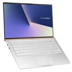 "Laptop ultraportabil ASUS ZenBook 14 UX433FA-A5047T cu processor Intel® Core™ i5-8265U pana la 3.90 GHz, Whiskey Lake, 14"", Full HD, 8GB, 256GB SSD, Intel® UHD Graphics 620, Microsoft Windows 10, Icic"