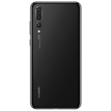 Telefon mobil Huawei P20 Pro, Dual SIM, 128GB, 6GB RAM, 4G, Black2