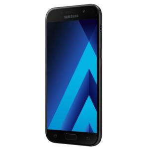 Resigilat-Telefon mobil Samsung Galaxy A5 (2017), 32GB, 4G, Black SM-A520FZKAROM3