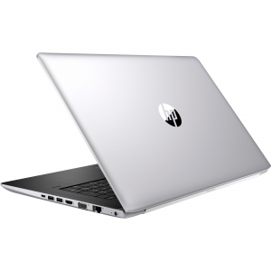 "Laptop HP ProBook 470 G5 cu procesor Intel® Core™ i5-8250U pana la 3.40 GHz, Kaby Lake R, 17.3"", Full HD, 8GB, 1TB, NVIDIA GeForce 930MX 2GB, FPR, Microsoft Windows 10 Pro, Silver, 2RR89EA4"