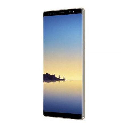 Smartphone Samsung SM-N950F GALAXY Note 8, 64 GB, auriu, SM-N950FZDDBGL3
