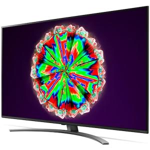 Televizor LG 55NANO813NA, 139 cm, Smart, 4K Ultra HD, LED, Clasa A3