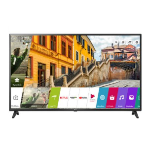 Televizor LED Smart LG, 108 cm, 43UK6200PLA, 4K Ultra HD
