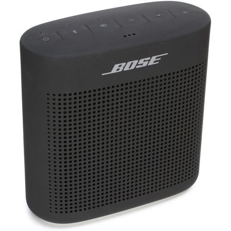 Boxa Bluetooth Bose SoundLink Color II, Soft Black, 752195-01002